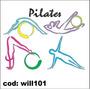 Adesivo Digital Clinica Pilates Ginástica Exercícios Will101