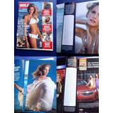 2011 Hola Argentina Shakira Michael Douglas Liz Solari