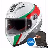 Capacete Shark Racer R Pro Carbon Wgr Speed Fibra
