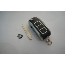 Chave Canivete Corolla 2009 Até 2013 Com Transponder(chip)