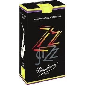 Cañas Vandoren Jazz Zz, Saxo Alto - Sonidos Porteños