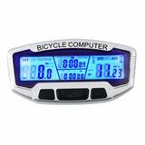 Velocimetro Bicicleta Diseño Novedoso Impermeable Con Luz
