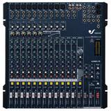 Venetian Audio Mg166cx Mesa Mixer Consola 16 Canales Dj