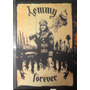 Backpatch Motorhead - Lemmy Forever - 28x20 - Patch Costas
