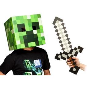 Minecraft 12 \cabeza De La Enredadera