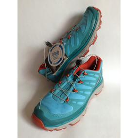 Tenis Salomon Running Trail Synapse Num 25.5 Mex