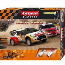 Pista De Carreras Rally Kings Carrera Go!! Licencia Original