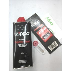 Bencina Zippo + Mecha Zippo + Piedra Zippo Loc. Tribunales!!