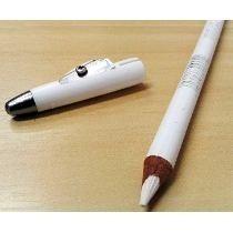 Lápis Branco Delineador De Olhos Kit Com 12 Unidades