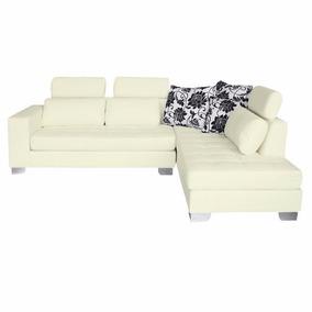Sofa Seccional Marfil - Ikean
