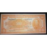 Billete Canario 500 Marzo 1969
