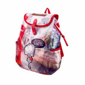 Mochila Backpack De Hablando Sola Ae6361
