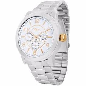Relógio Condor New Kz25067 Multi Função 50m Liquidação