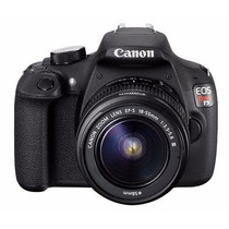 Camera Canon Eos T5 +lente 18-55mm +bolsa+32gb Classe 10