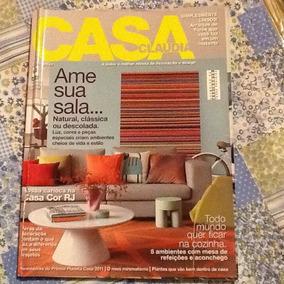 Revista Casa Claudia 2011