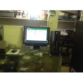 Computadora Lenovo Con Monitor De 17 Lcd Tienda Fisica