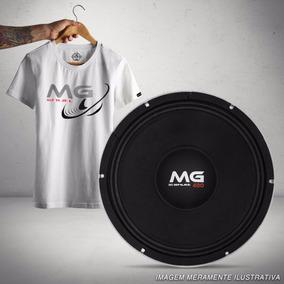 Alto Falante Woofer Shutt Mg 12 Polegadas 400wrms + Camiseta