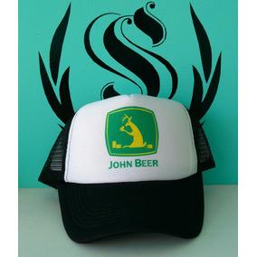 Gorra John Beer! John Deere! Envio Gratis!