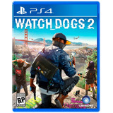 Watch Dogs 2 Ps4 Fisico Nuevo Sellado Playstation 4 Alclick