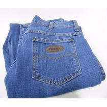 Calça Tassa Jeans Com Lycra Masculino Tamanho 44 Em Promoção
