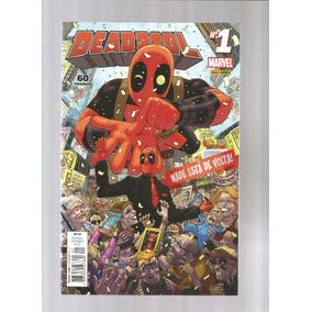 Deadpool 01 4ª Serie - Panini 1 - Bonellihq Cx483 A17