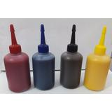 Tinta Sublimatica 100ml Cada Cor Kit Com 4 Cores