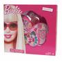 Barbie Make Up - Estuche Corazon Maquillaje - Art. 5812
