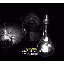Ricardo Arjona Apague La Luz Y Escuche Cd Nuevo