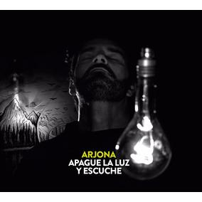 Ricardo Arjona Apague La Luz Y Escuche Cd Nuevo Oferta