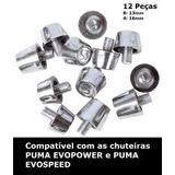 Kit Travas Chuteira Puma Evospeed Evopower 12 Peças