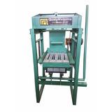Máquina Para Fabricação De Blocos De Concreto, Cimento