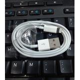 Cable De Iphone 5 Y 6 Funciona Y Economico Solo Puerto Ordaz