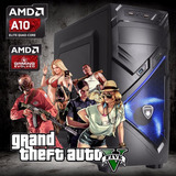 Cpu Gamer Gta V A10 Ram 8gb Disco 1tb Video Gtx 750 4gb Ddr5
