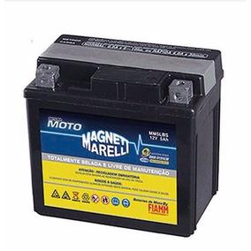 Bateria Moto Magneti Marelli Honda Pop 100 12v 4a