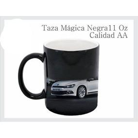 Taza Magica Sublimación, Acabado Matte Aa, Azul, Rojo, Negro