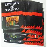 Letras De Tango 1897 - 1981 / José Gobello / N° Discontinuos