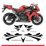Calcomanias Stickers Honda Cbr 1000rr 2006-2007