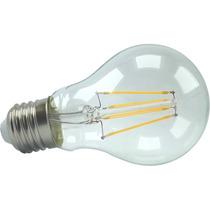 Lâmpada Bulbo Led 4w Filamento E27 Branco Quente 2700k