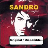 Cd Sandro - Lo Mejor - 23 Grandes Exitos - Original/ Nuevo.-