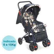 Carrinho De Bebê Voyage Funny - Azul