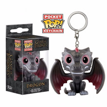 Funko Pop! Llavero De Drogon De Game Of Thrones Got Córdoba
