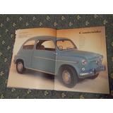 Fiat 600 De Los Españoles, Seat 600