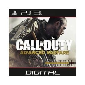 Call Of Duty Advanced Warfare Pt-br Ps3 Português Psn