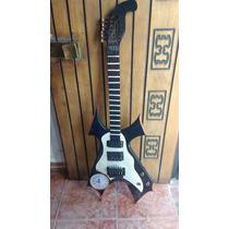 Reloj De Pared Guitarra