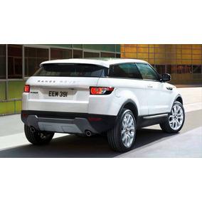 Sucata Range Rover Evoque Dynamic 2015 - Retirada De Peças