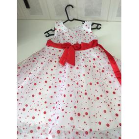 Vestido Infantil Tamanho 10. Importado Dos Eua