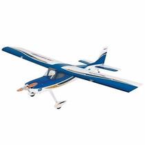 Avion Avistar 30cc / Ep Sport Trainer, Casi Listo Para Volar