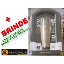 Microfone Condensador Behringer C1 Usb Estudio/radio