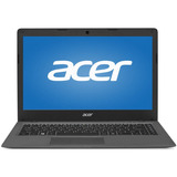 Notebook Cloudbook Acer 14 Dual Core 2gb 32gb Zonalaptop