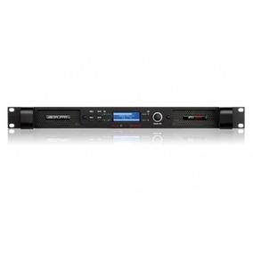 Amplificador De Potencia Digital Ipd1200 Labgruppen Con Dsp